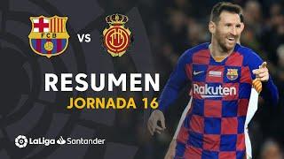 Highlights Fc Barcelona Vs Rcd Mallorca (5 2)