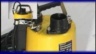 Wacker Submersible Water Pumps
