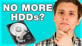 Will HDDs Ever Go Away Completely?