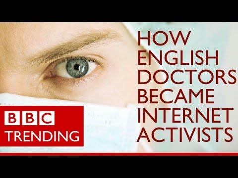 How English doctors became internet activists