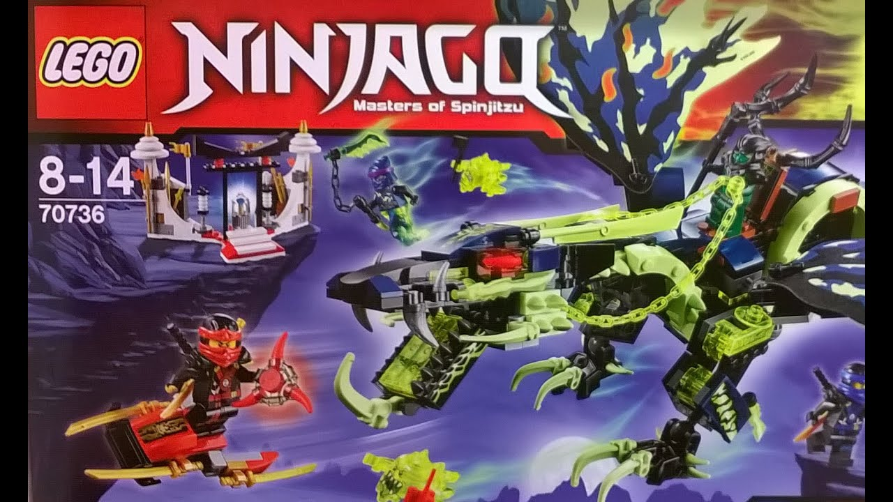 Ninjago Spielzeug