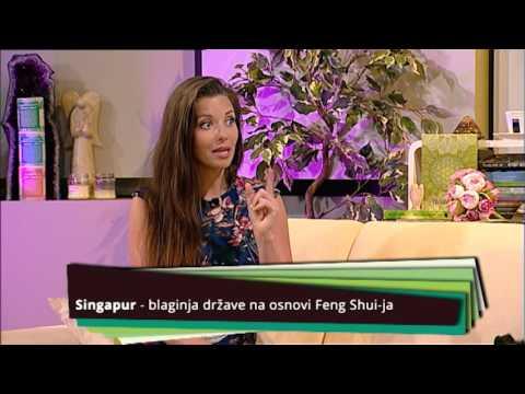 Singapur - blaginja države na osnovi feng šuja(shuija) Tanja Glažar
