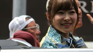 H29.05.21 神戸まつり パレード HKT48 指原莉乃 指原莉乃 検索動画 9