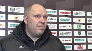 Генеральный менеджер ХК «Рубин» Николай Бабенко - об отказе Егора Бабенко от контракта с «Динамо»