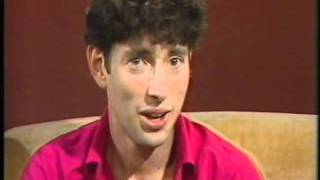 John Cale & Jonathan Richman Interview Pt 1