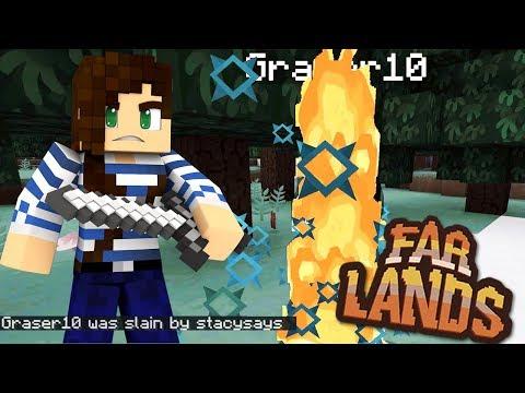 I Killed Graser - Minecraft Far Lands (Ep.30)