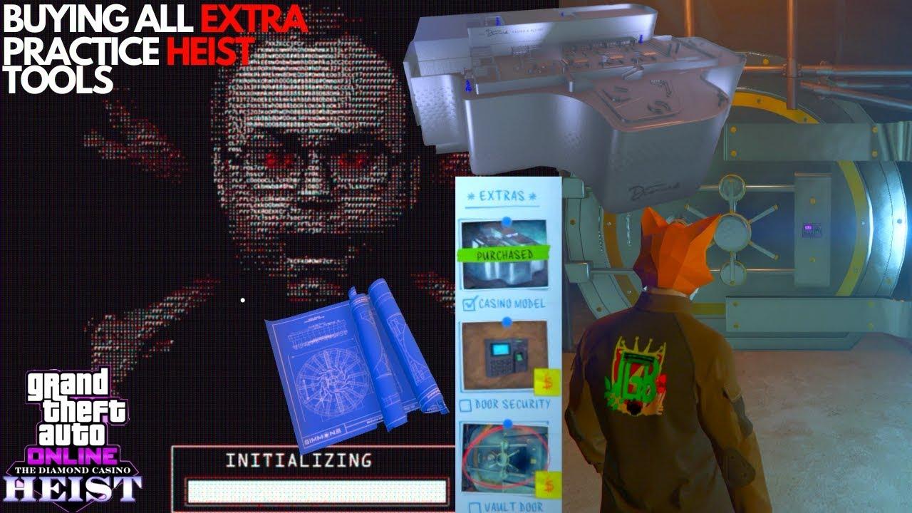 Gta Online Casino Heist Extras
