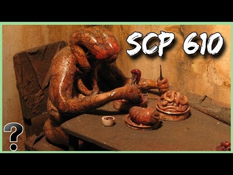 What If SCP 610 Was Real?