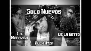 Alex kyza ft De La Ghetto - Momento Perfecto - Rapping (Profession)