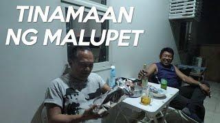 TINAMAAN NG MALUPET