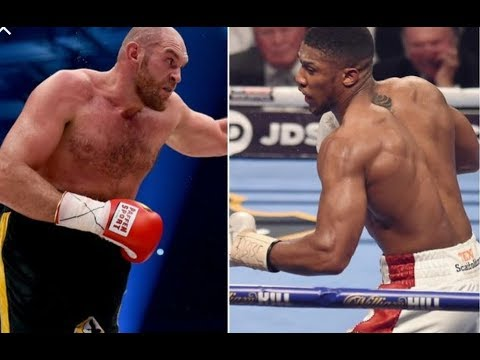 """(BREAKING!) EDDIE HEARN """"TYSON FURY HAS REACHED OUt TO ME REGARDING THE ANTHONY JOSHUA FIGHT"""""""
