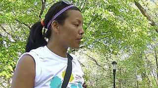 Sharakapok Earth Keepers work to save Drinking Spring in Inwood Park Lenape Indian History.