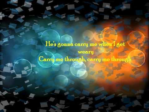 dave barnes - Carry Me Through