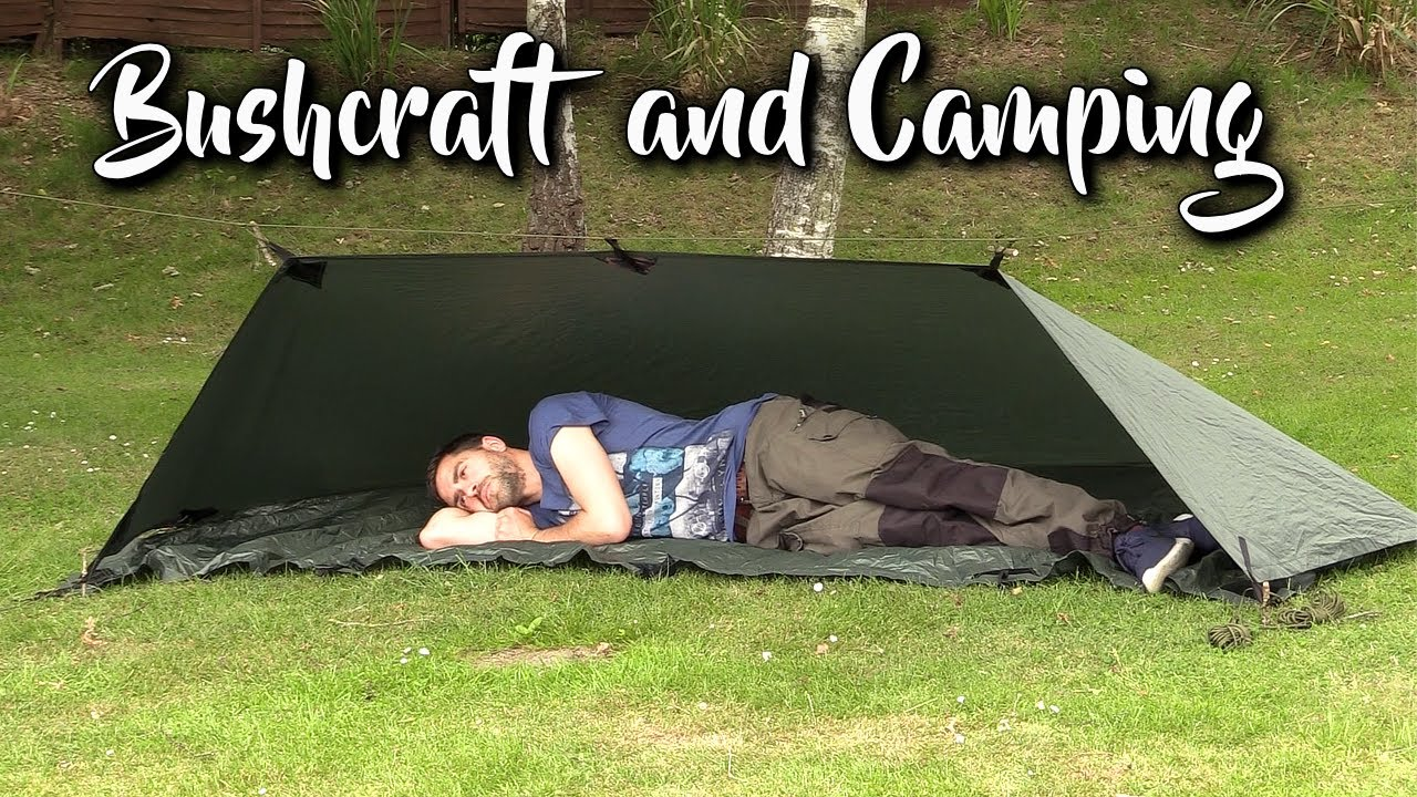 Tutorial: Tarp Shelters