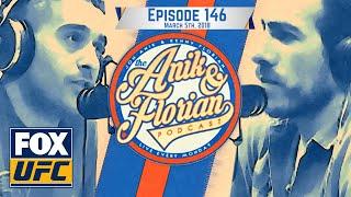 UFC 222 recap, Brian Stann, Bruce Connal memoriam | EPISODE 146 | ANIK AND FLORIAN PODCAST thumbnail