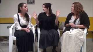 IL CUORE DELLA VOLPE-Quattro chiacchiere con le comari