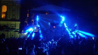 Световое шоу Киев 30 05 2015 Софиевская площадь видео