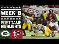 Packers vs. Falcons | NFL Week 8 Game Highlights