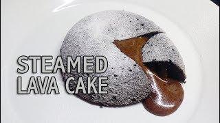 Steamed Lava Cake - Resep Dessert Choco Lava yang Lembut dan Enak