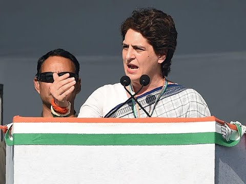 """Priyanka Vadra pitches for Rahul Gandhi in Wayanad: """"Your future safe in his hands"""""""