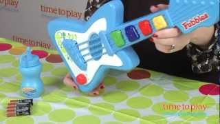 Fubbles No Spill Bubble Guitar from Little Kids, Inc.