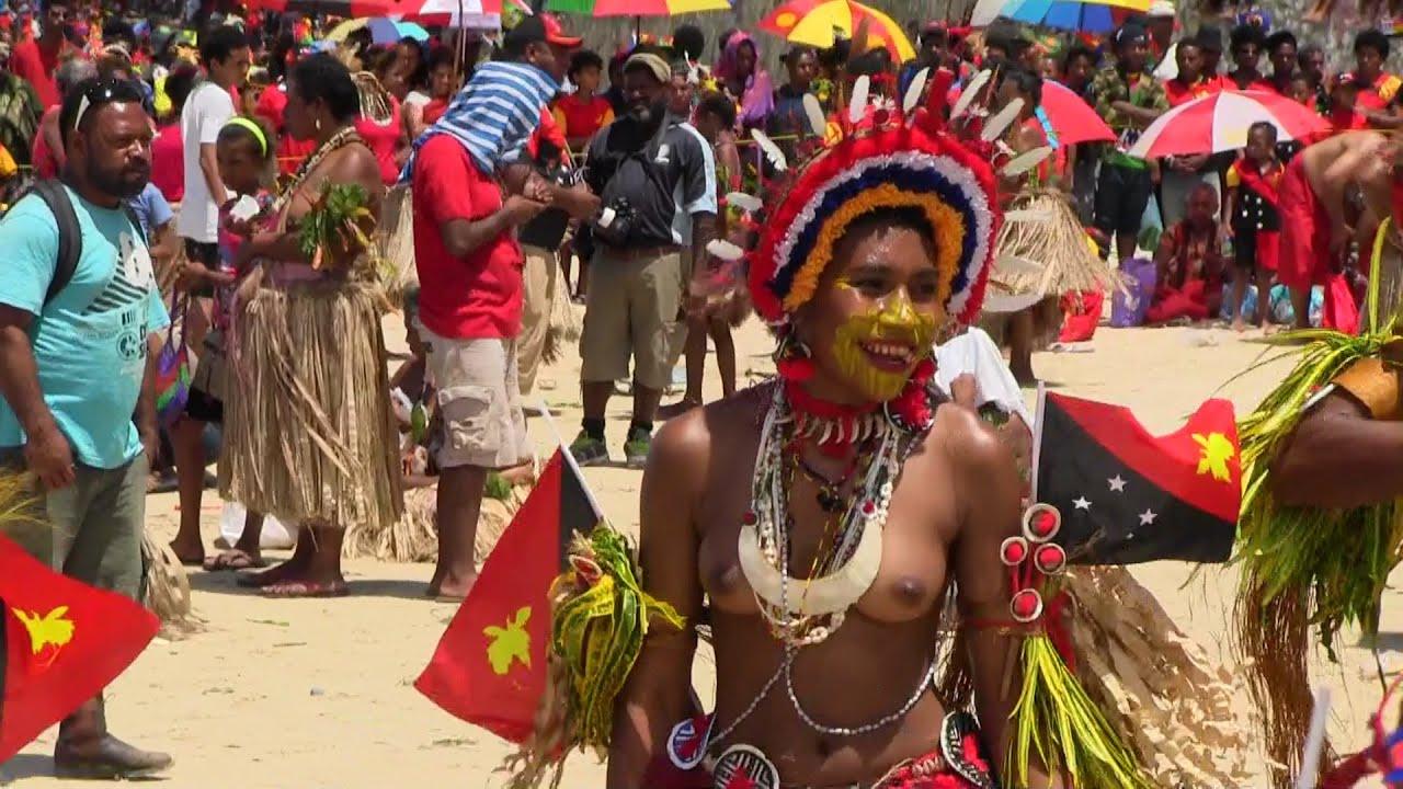 the trobrianders of papua new guinea 2 essay