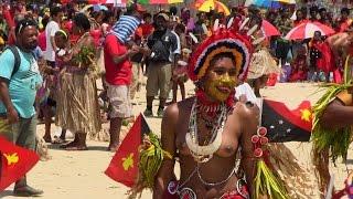 Mt. hagen festival in 1995, papua new guinea adventures, international traveler of mystery