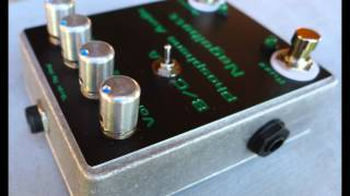 Phosphene Audio Nagelbett 2