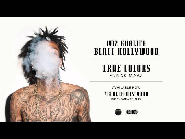 Wiz Khalifa - True Colors ft. Nicki Minaj [Official Audio]