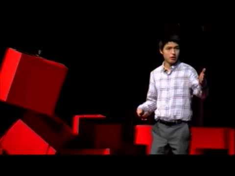 Interpreting the World: Dante Kabat at TEDxYouth@AnnArbor