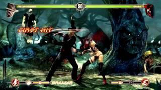 G1Unity Presents | Mortal Kombat: Freddy Krueger | Man Codes: Beer | By flipitjtr