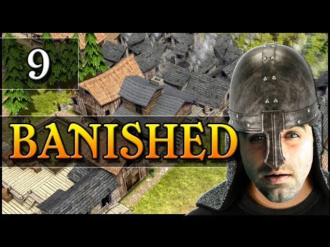 Banished: Ep 9 - Population Explosion!