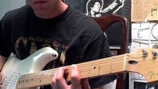 Dirt Road Anthem: Jason Aldean, Guitar Cover, Full Song