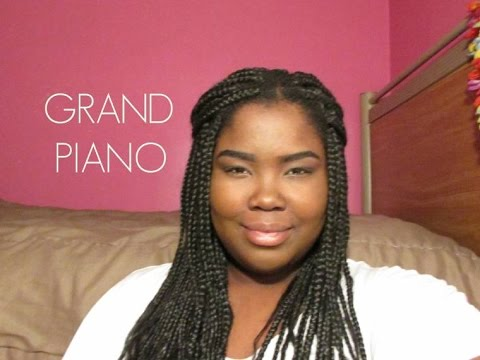 Nicki Minaj - Grand Piano Cover