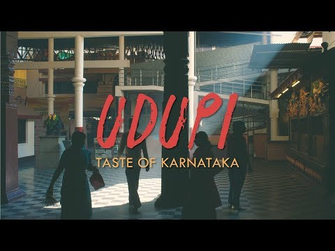 Hunt for the Masala Dosa - UDUPI - Taste of Karnataka (Episode 1)