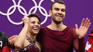 Highlights of the Figure Skating Pairs Free Final | Pyeongchang 2018