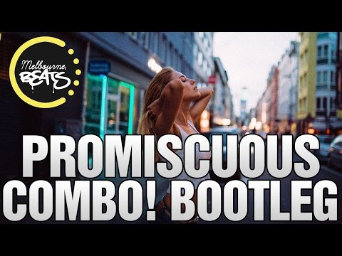 Nelly Furtado Ft. Timbaland - Promiscuous (COMBO! Bootleg)