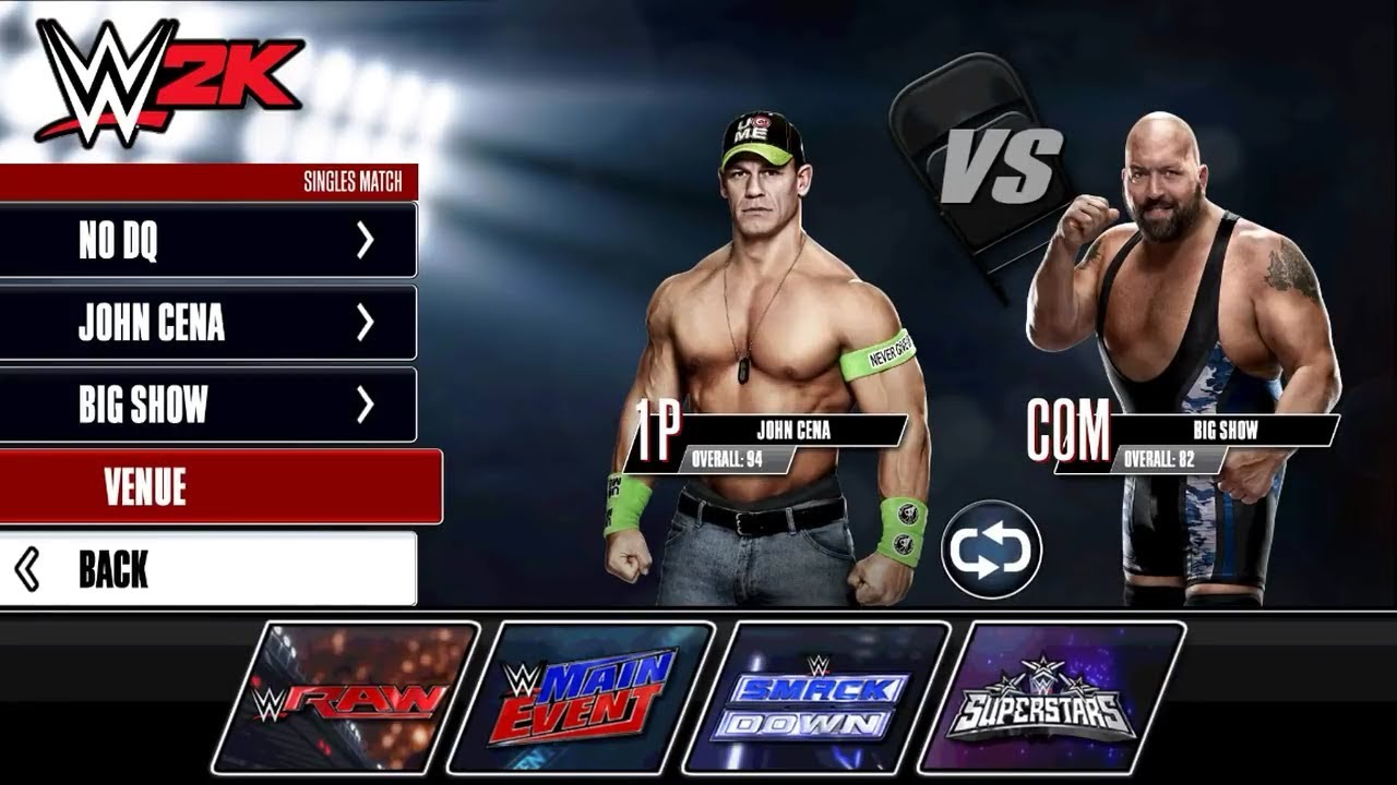 Download Wwe 2k Compressed Android 150 Mb Offline 100 Working Youtube