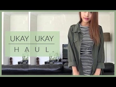 UKAY UKAY SA AUSTRALIA : HAUL & TRY ON | rhaze