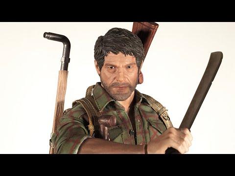 CC Toys The Last Survivor - 1/6 Joe (Joel - The Last Of Us) - Review