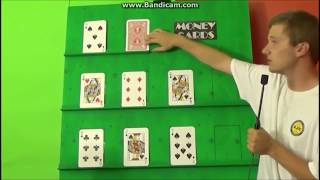 Card Sharks Money Cards Busted Montage
