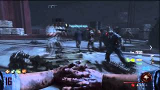 """Mob of the Dead"" Golden Gate Bridge Gameplay"