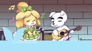Isabelle singing in english