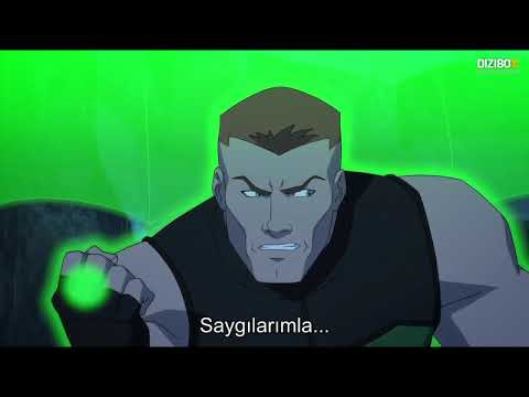 Young Justice Outsiders Opening Scene 3x14 HDK