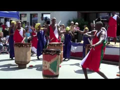 Folkmoot 2011: Republic of Burundi