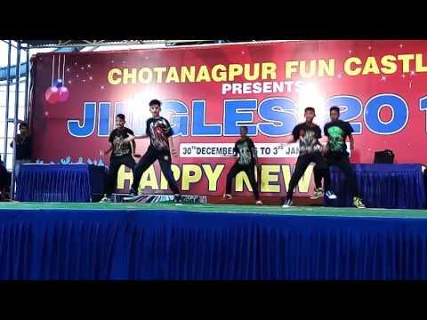 Dance of chotanagpur fun castel