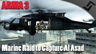 One of The Shermanator's most viewed videos: Marine Raid to Capture Khaled Al-Asad - ARMA 3 - CoD 4 Intro