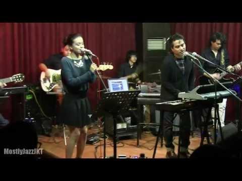 Indra Lesmana ft. Eva Celia - Dirimu Kasih @ Mostly Jazz 31/01/14 [HD]