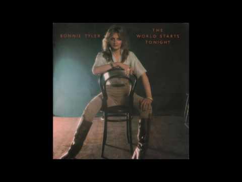 Bonnie Tyler – The World Starts Tonight Full Album (1977)