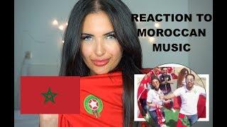 FIRST REACTION TO MOROCCAN POP/RAP MUSIC! (CRAVATA ft SALMA, SAAD LAMJARRED, REDA TALIANI, FNAÏRE)